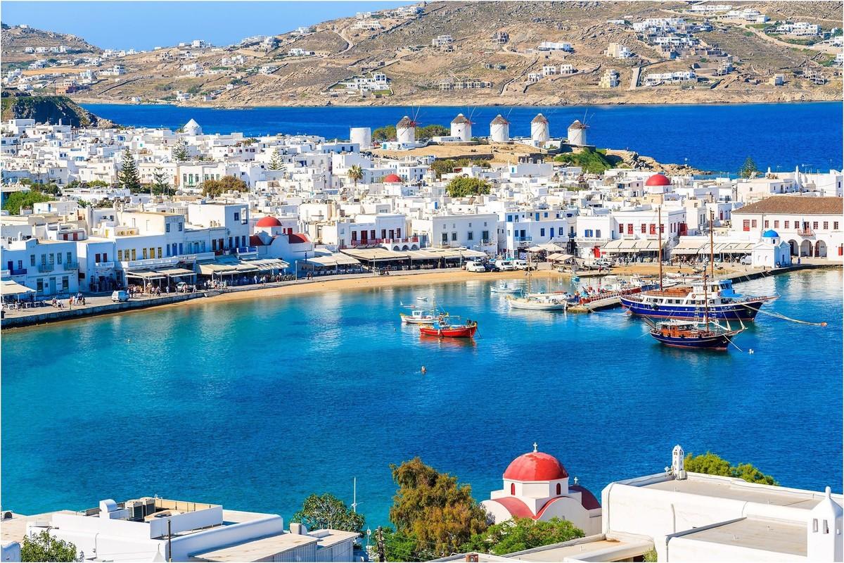 location bateau grece mykonos