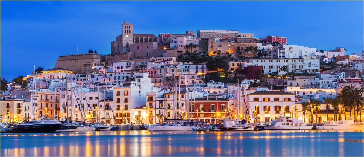location bateau Ibiza Baleares