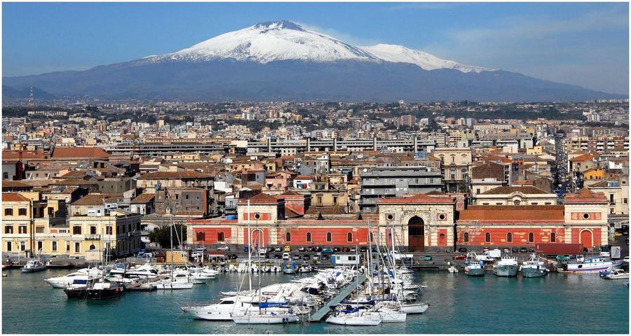 Catane Location bateau Sicile