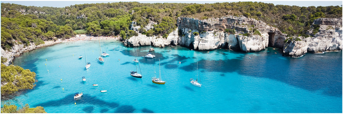 Location bateau plage Iles Baleares