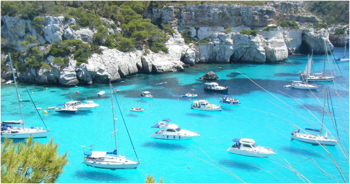 L'île Minorque