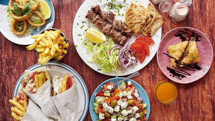 plats grecs