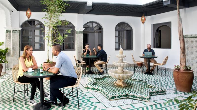 Le Rodamón Riad Marrakech 2