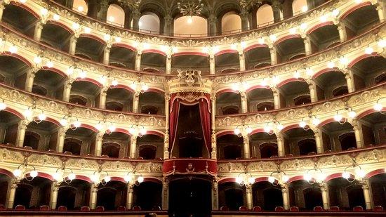 Teatro Massimo en Sicile 1