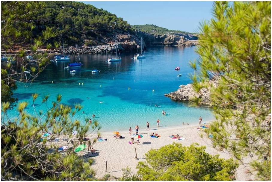 Ibiza lune de miel