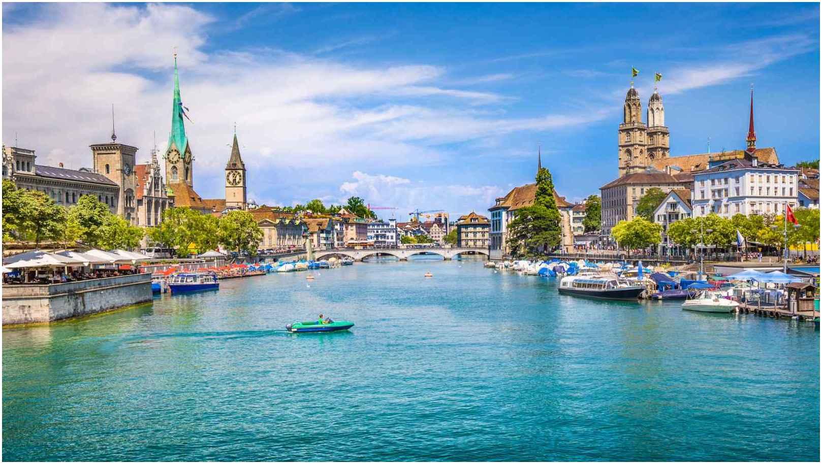 Zurich itinéraires