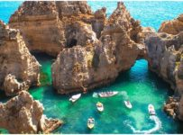 Portugal à visiter l'algarve
