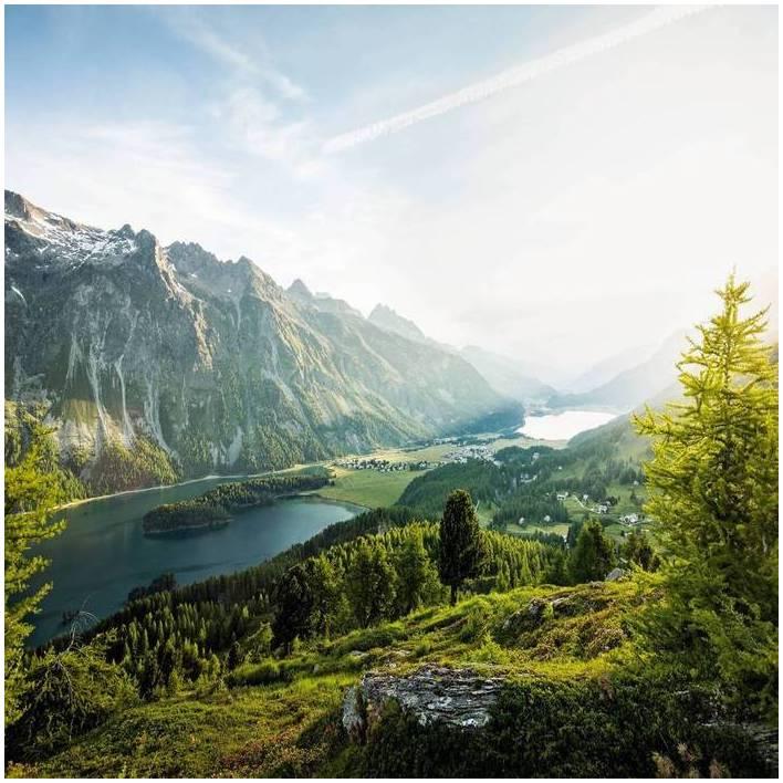 Alpes Suisses itinéraires