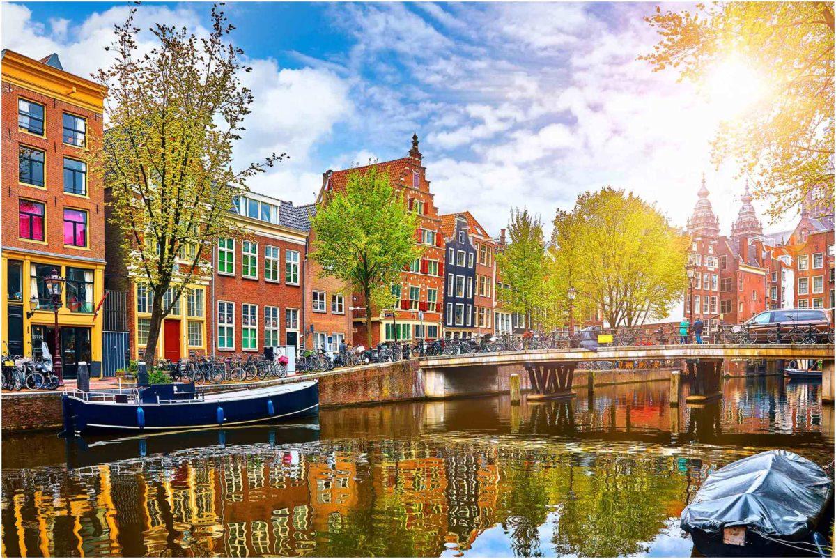 Amsterdam itinéraires
