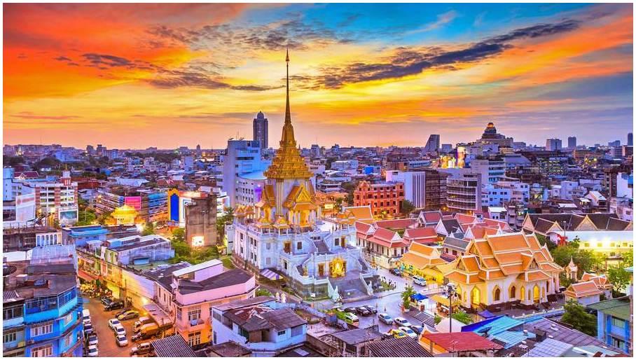 Bangkok solo