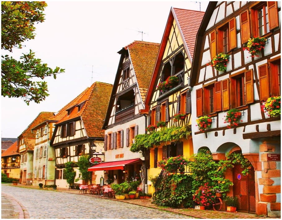 Bergheim lune de miel europe