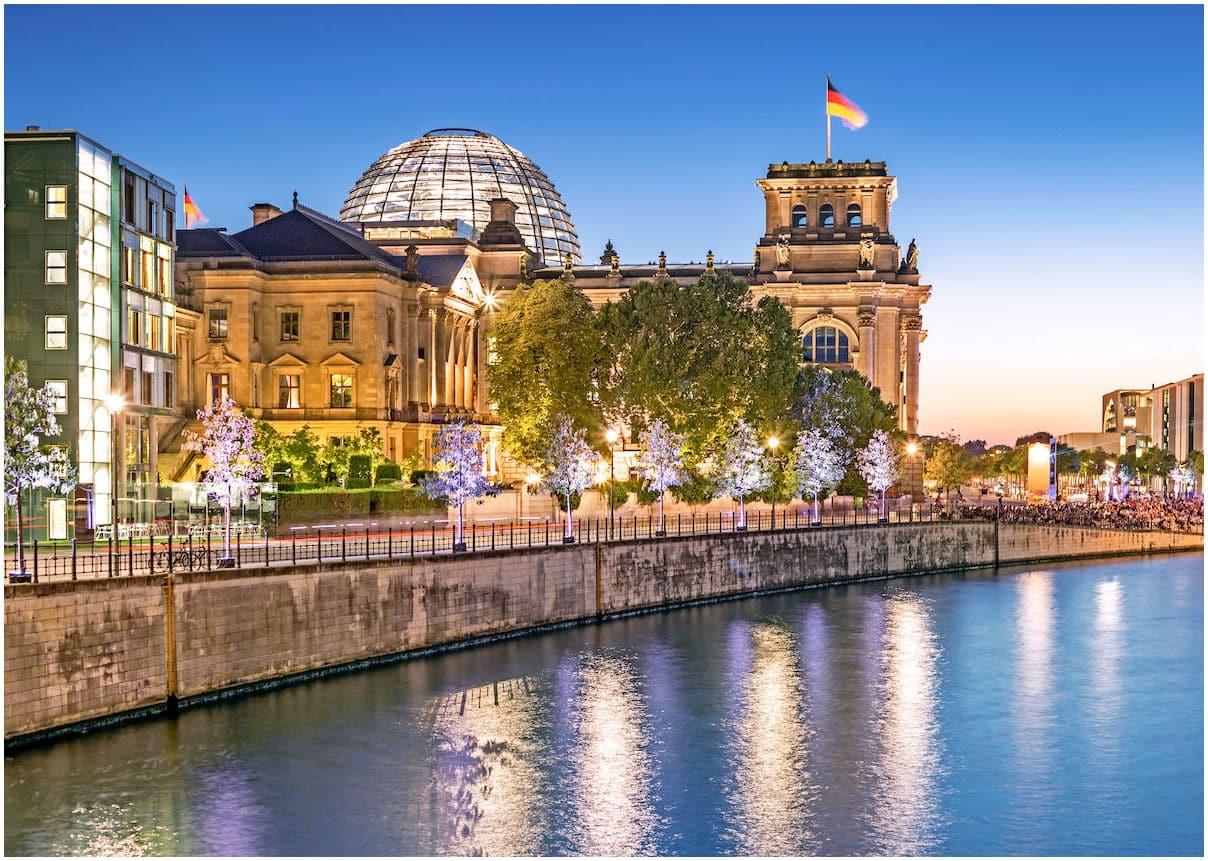 Berlin itinéraires