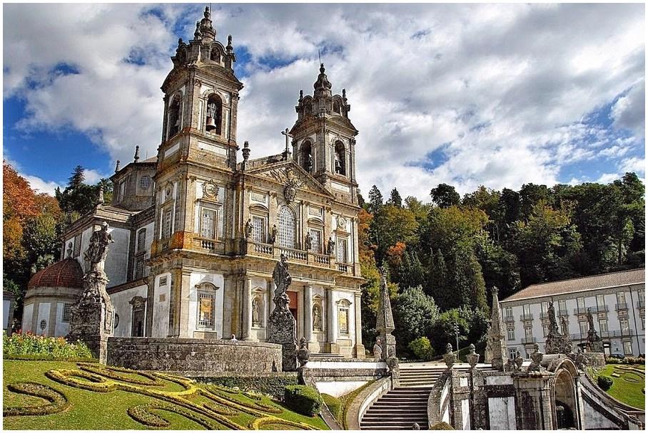 Portugal à visiter Braga