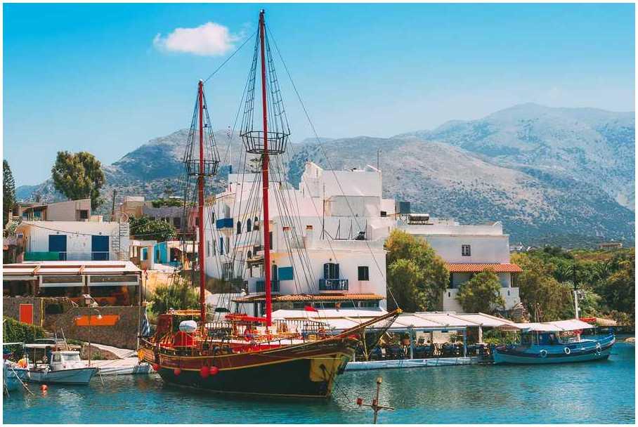 Crete itinéraires