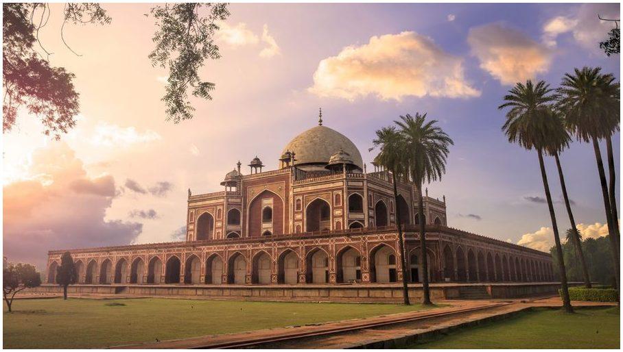Tombe de Humayun, Delhi l'Inde
