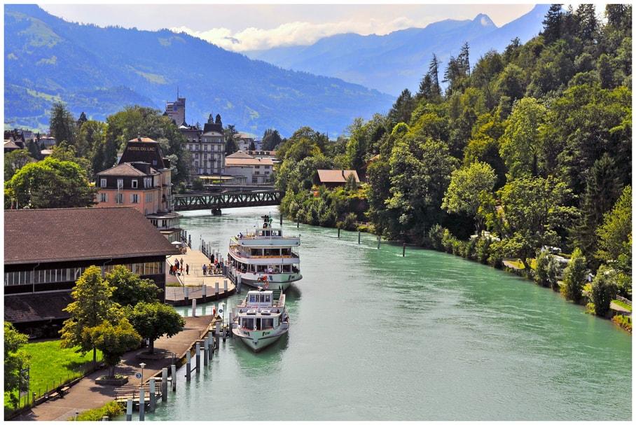 Interlaken itinéraires