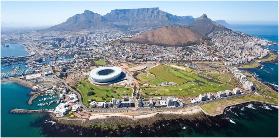 Le Cap, voyage en Afrique du Sud