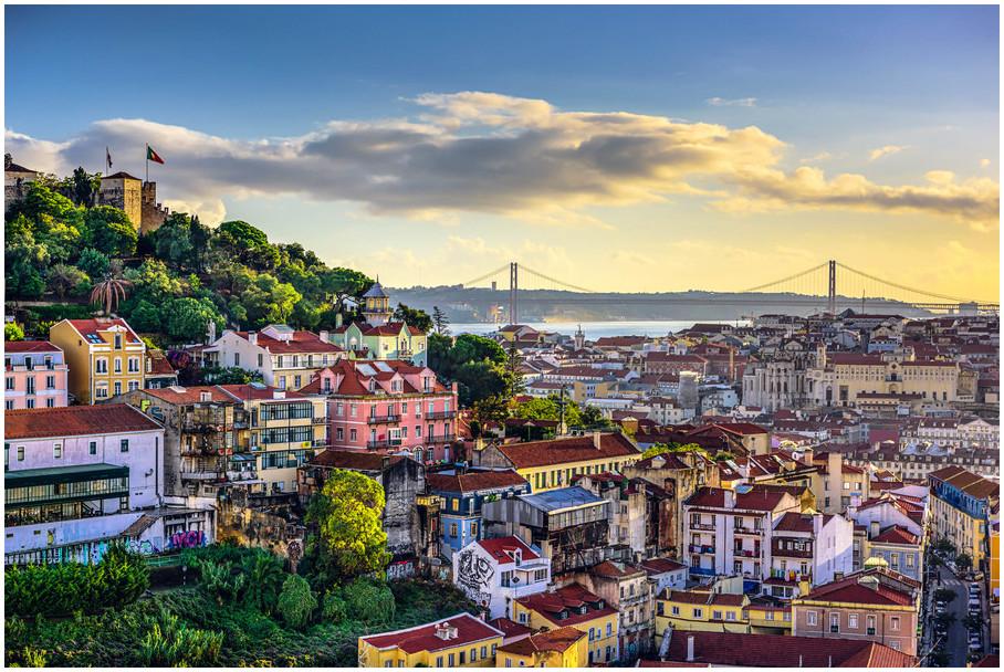 Portugal à visiter Lisbonne