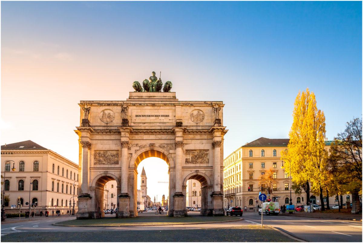 Munich itinéraires