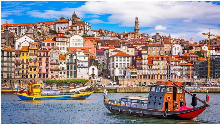 Portugal à visiter Porto