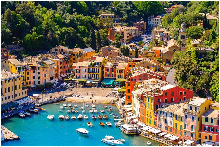 Portofino voyage de noce