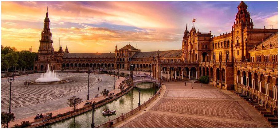 Seville itinéraires