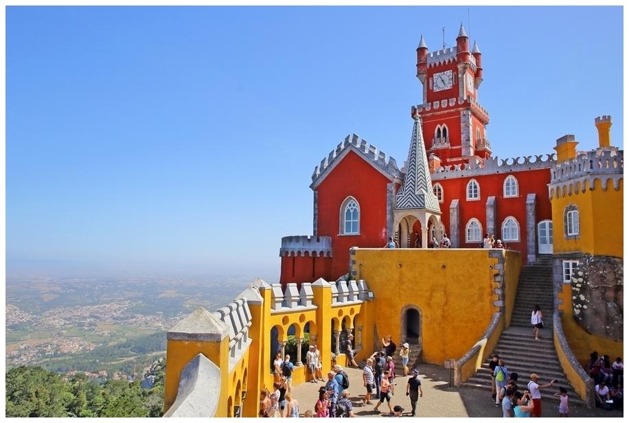 Sintra Portugal à visiter
