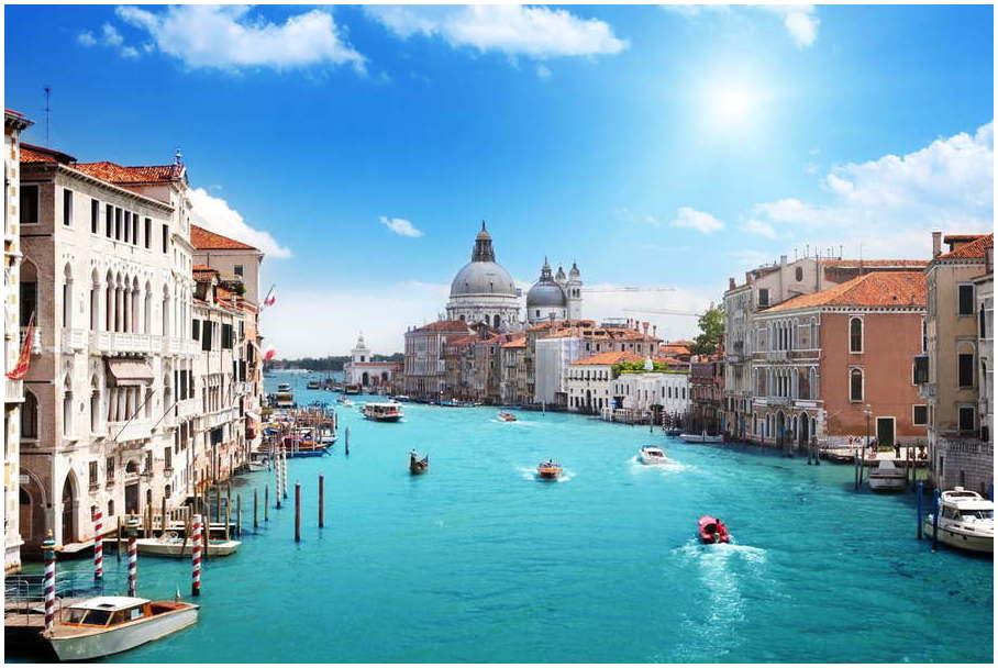 Voyage de noce à Venise