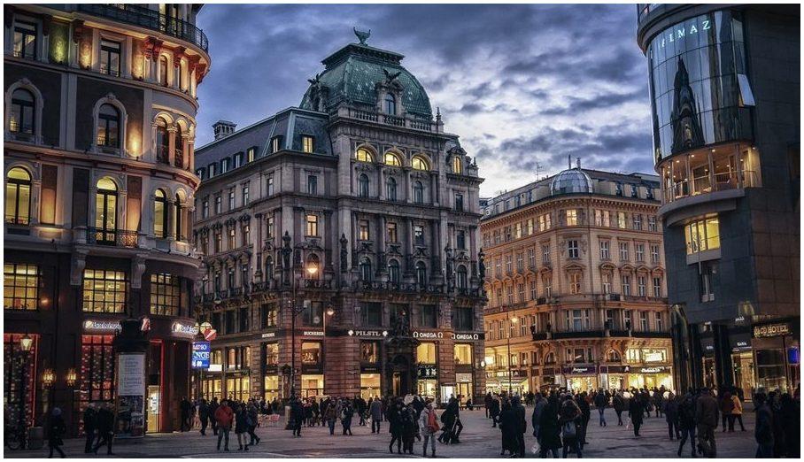 voyage en Vienne