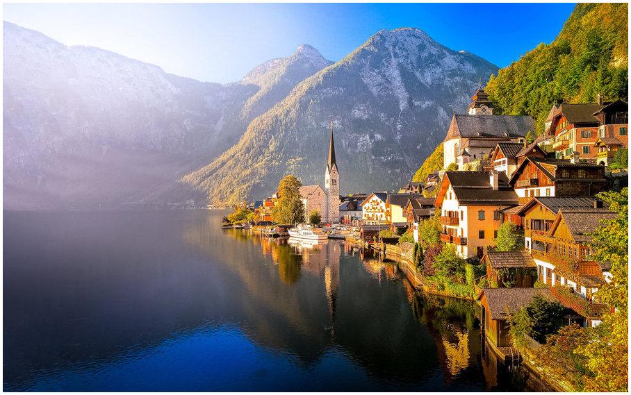 Lac-Hallstatt-beaux-lacs-en-europe