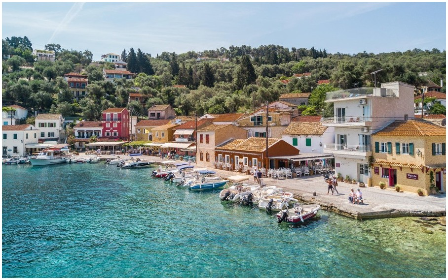 Paxos-plages