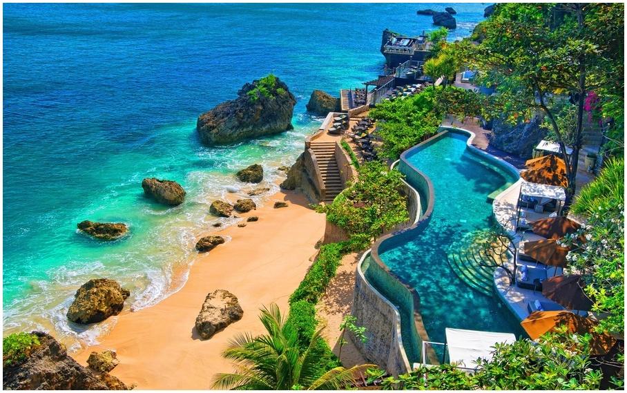 L'ile de Bali, Indonésie