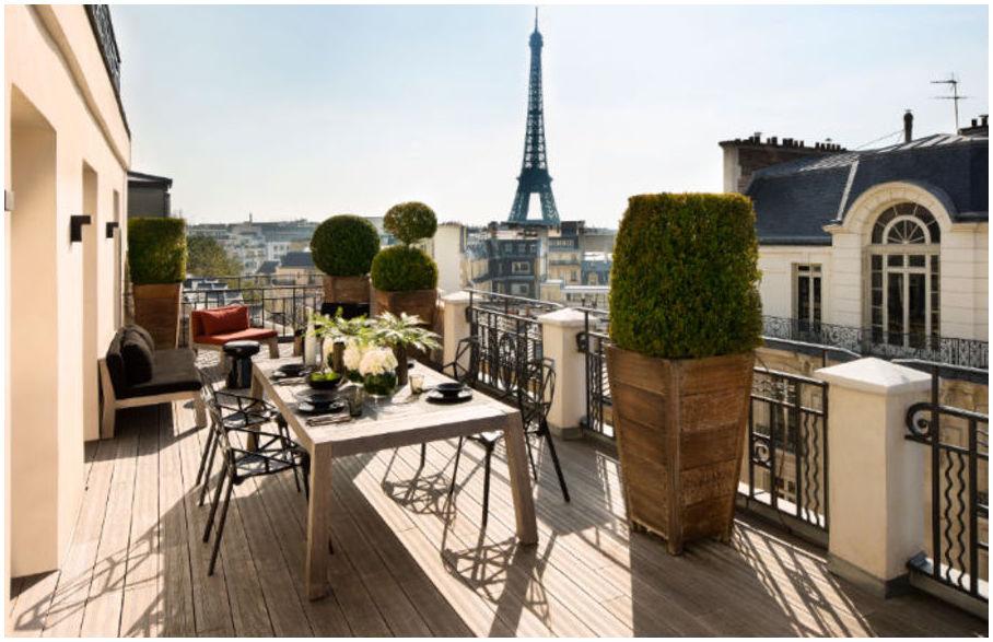 hotels-a-Paris-vue-Tour-Eiffel
