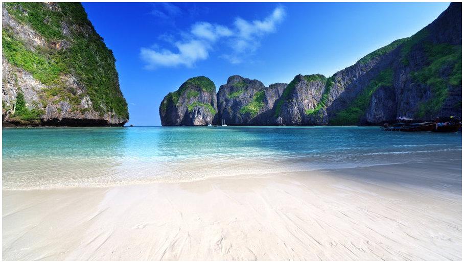 Ko-phi-phi-kophiphi, les plus belles iles du monde