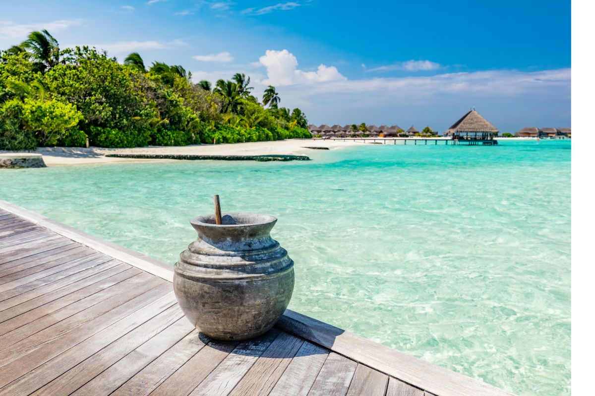 Les îles Maldives, parmi les plus belles au Monde