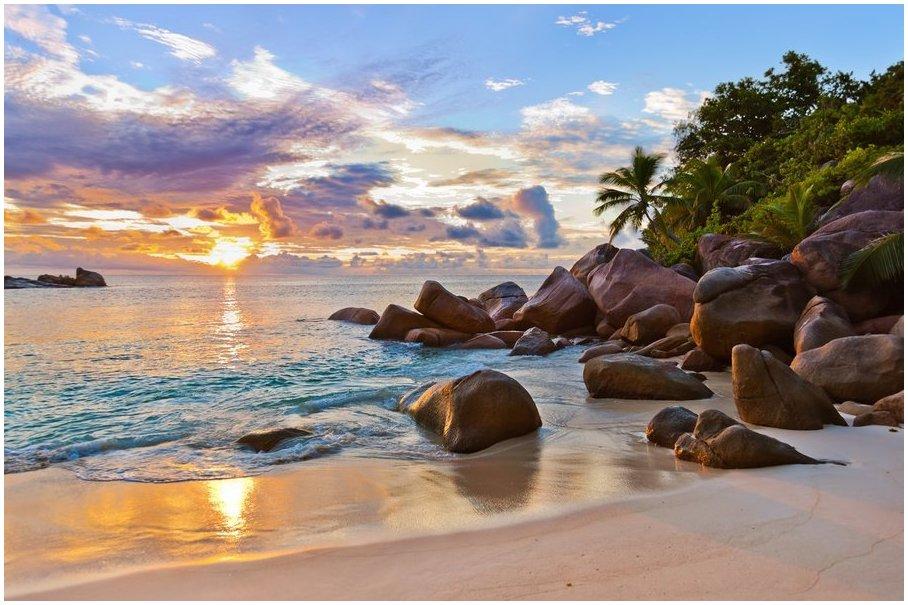 Les Iles seychelles
