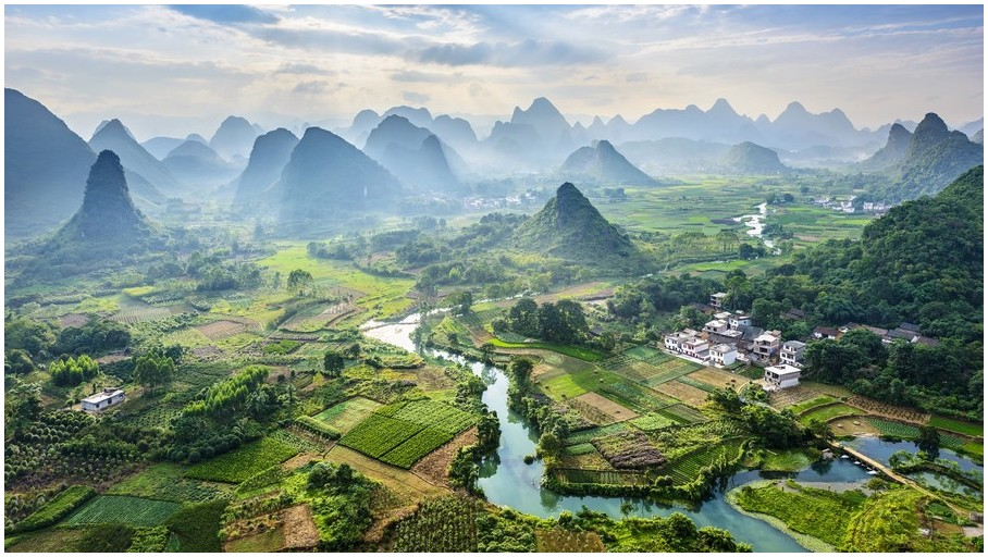 La-riviere-Li-a-Guilin-chine