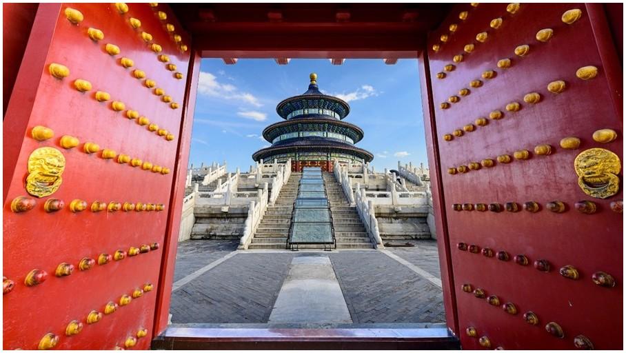 Le-temple-du-ciel-Beijing-Chine
