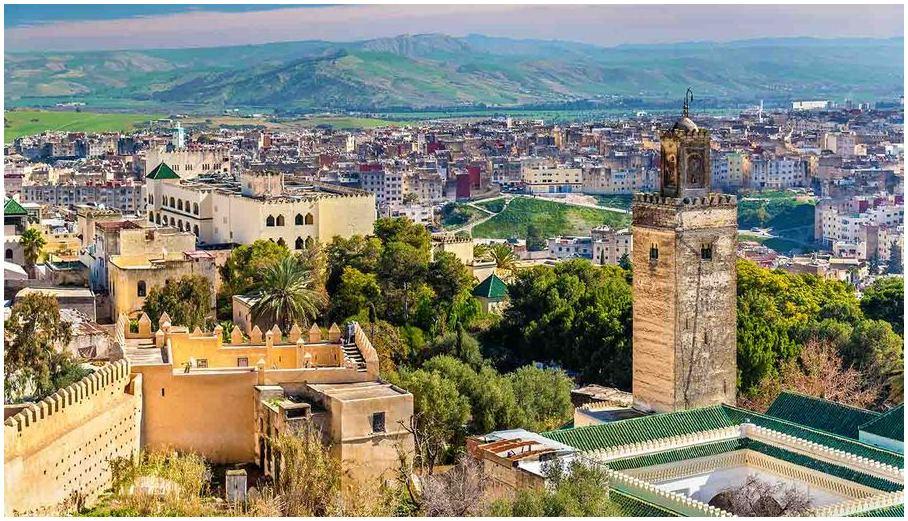Maroc-fez