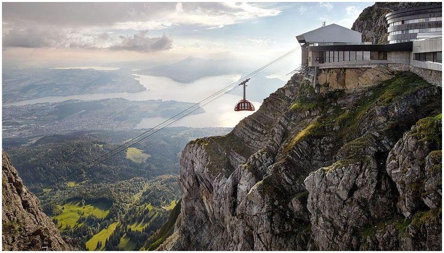 Mont-Pilatus-lucerne