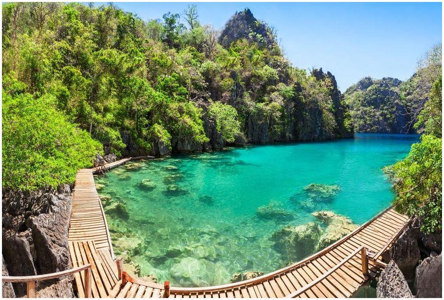 coron-endroits-magnifiques-visiter-aux-Philippines