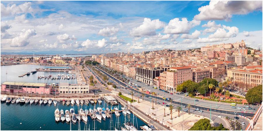 Voyage à Cagliari Sardaigne