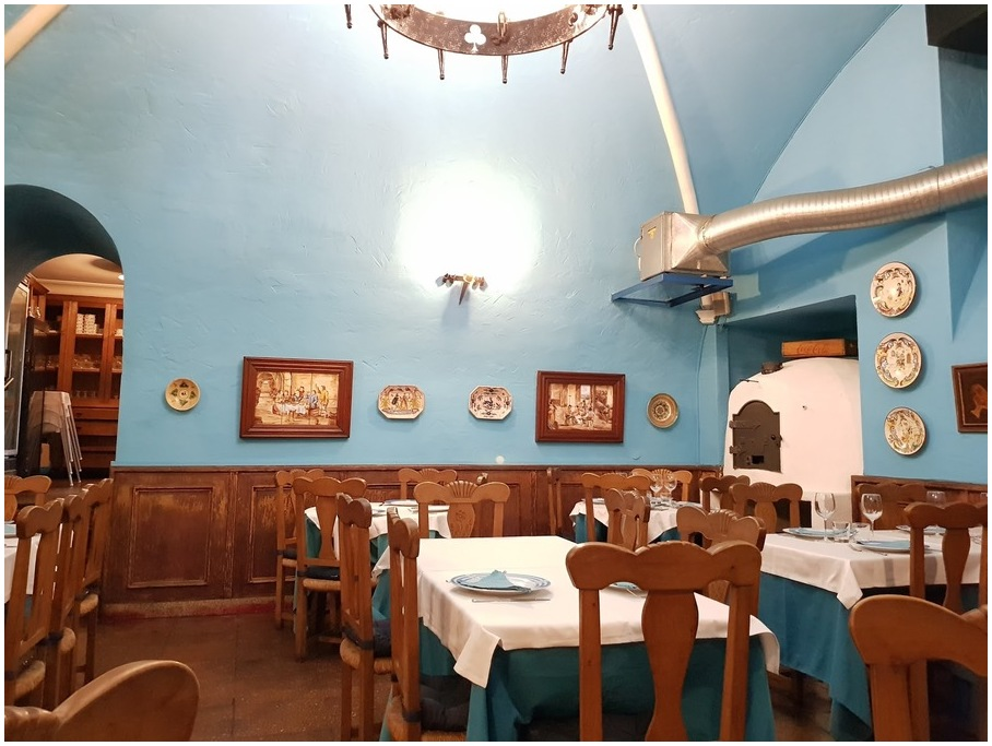 El Arrozal restaurants madrid
