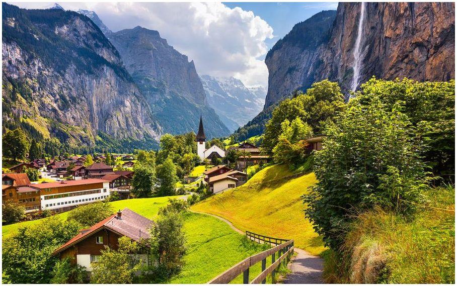 villages de Suisse