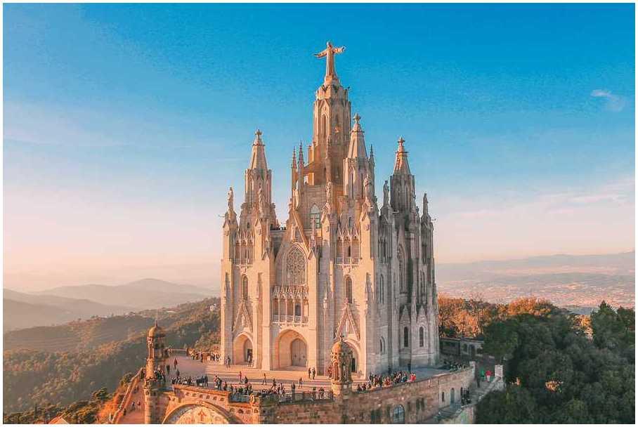 Barcelone ; que voir et manger dans un voyage parfait en 3 jours!