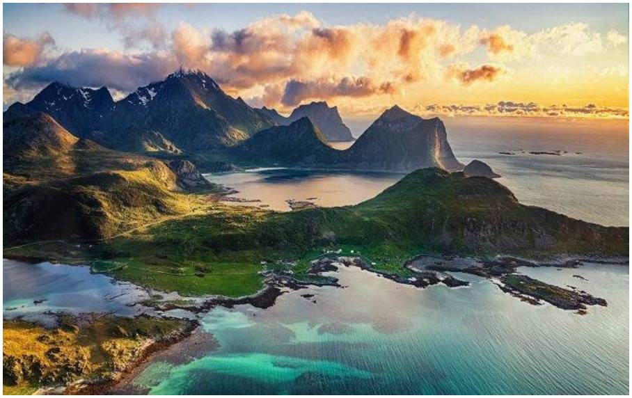 Lofoten-payasages