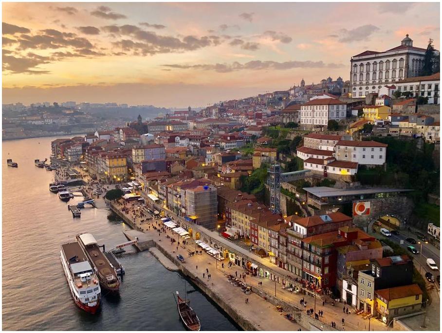 Les meilleures destinations pour des vacances d' hiver au Portugal !