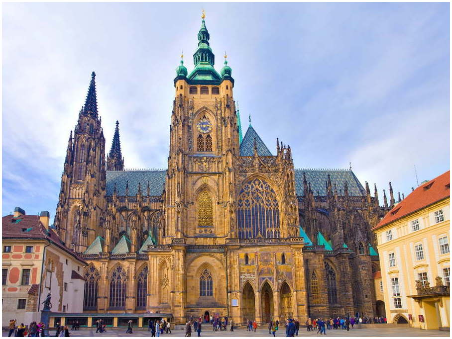 cathédrale-prague