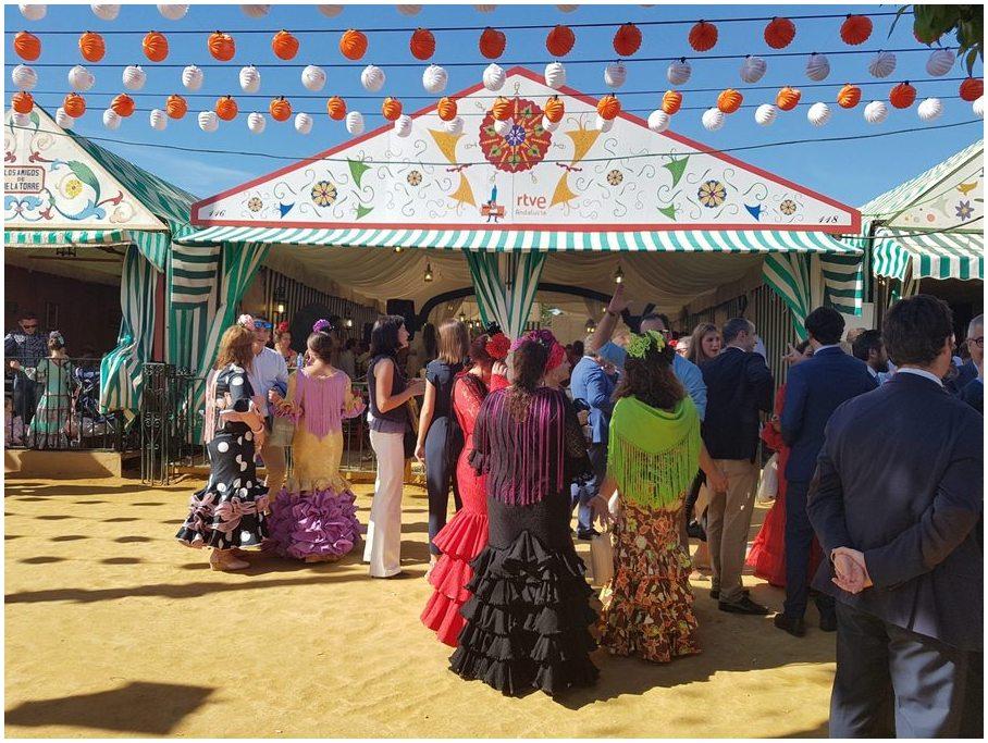 Feria-de-Abril-Séville