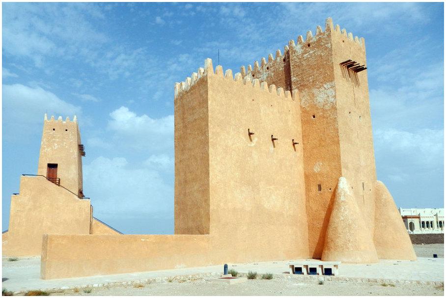 Forteresse-Umm-Salal-Muhammad-et-tours-Barzan-qatar